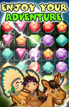 jewel legend crush apk screenshot