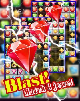 bejewel deluxe thre3 poster