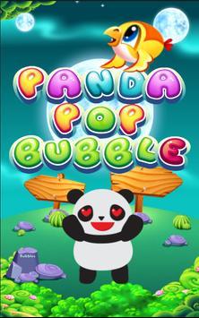 bubble panda pop blast apk screenshot