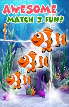 fishdom king orange screenshot 1