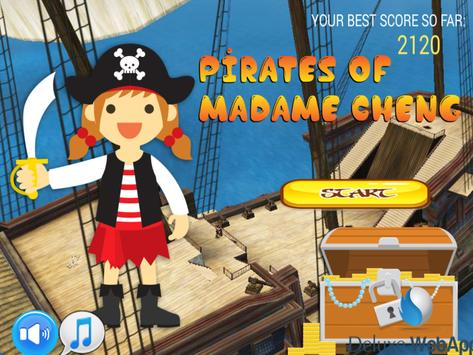 Pirates of Madame Cheng poster