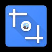 InPics - Photo & Video Editor, No Crop icon