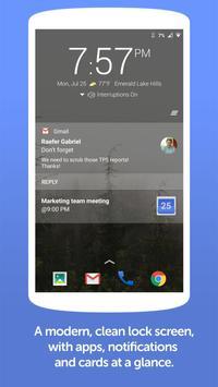 Defumblr Smart Lock Screen poster