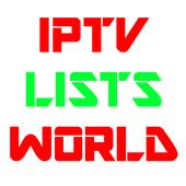 IPTV LISTS FREE icon