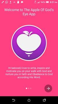 The Apple Of God's Eye poster
