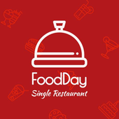 FoodDay - Single Restaurant icon