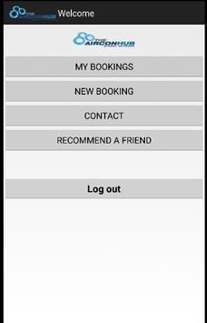 Demo Aircon 1.0 apk screenshot