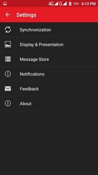 Batch Time Demo App apk screenshot
