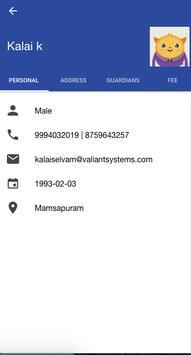 Staff LMS apk screenshot