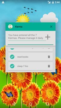 Karma apk screenshot