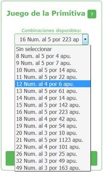 Demo Analisis Primitiva screenshot 3