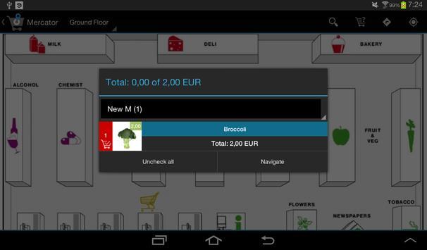 ShopNavi Maribor Demo screenshot 14