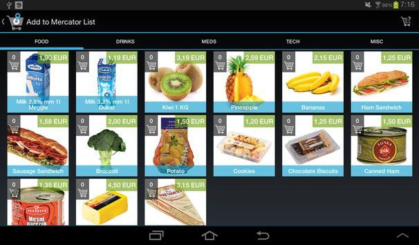 ShopNavi Maribor Demo screenshot 11