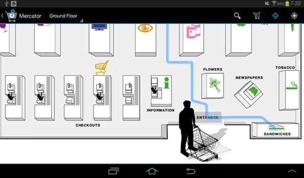 ShopNavi Maribor Demo screenshot 13