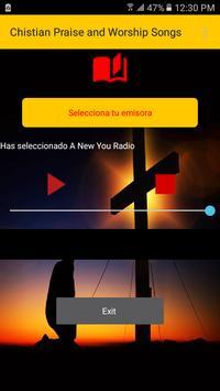 Christian Praise and Worship Songs: Music Online screenshot 1