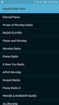 Christian Praise and Worship Songs: Music Online screenshot 2