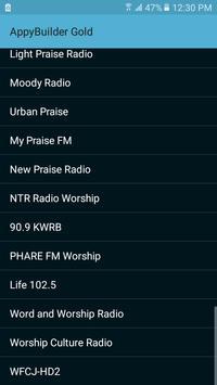 Christian Praise and Worship Songs: Music Online screenshot 3