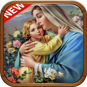 Mother Mary Images: Images of Virgin Mary, Free icon