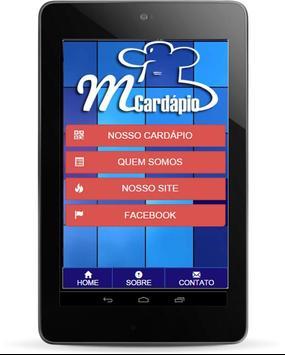 Mcardapio apk screenshot