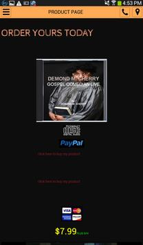 Demond M Cherry apk screenshot
