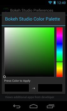 Bokeh Studio Live Wallpaper screenshot 5