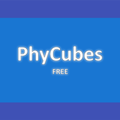 PhyCubes FREE icon