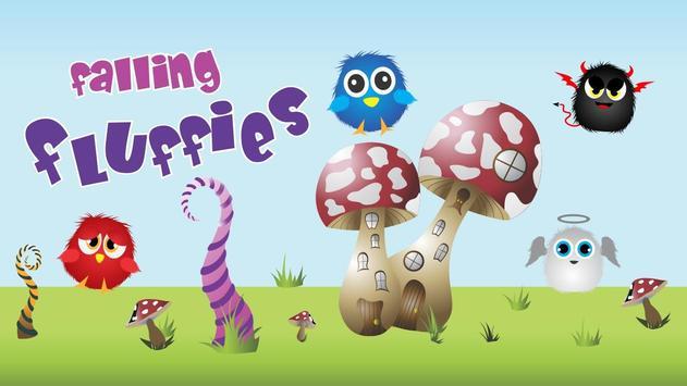 Falling Fluffies for kids apk screenshot