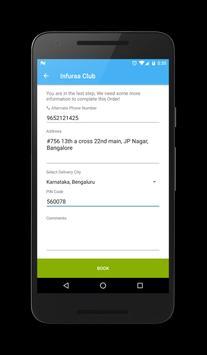 Infuraa Club apk screenshot