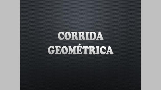 Corrida Geométrica screenshot 2