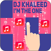 Piano Magic - DJ Khaleed; I'm The One icon