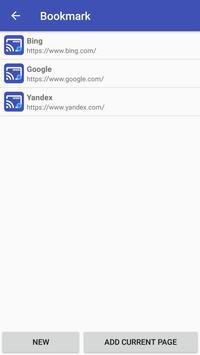 MediaCast Browser screenshot 5