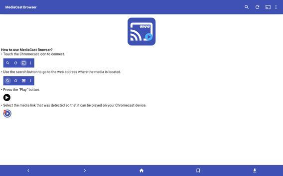 MediaCast Browser screenshot 8