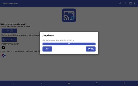 MediaCast Browser screenshot 11