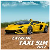 Extreme Taxi Sim 2017 icon