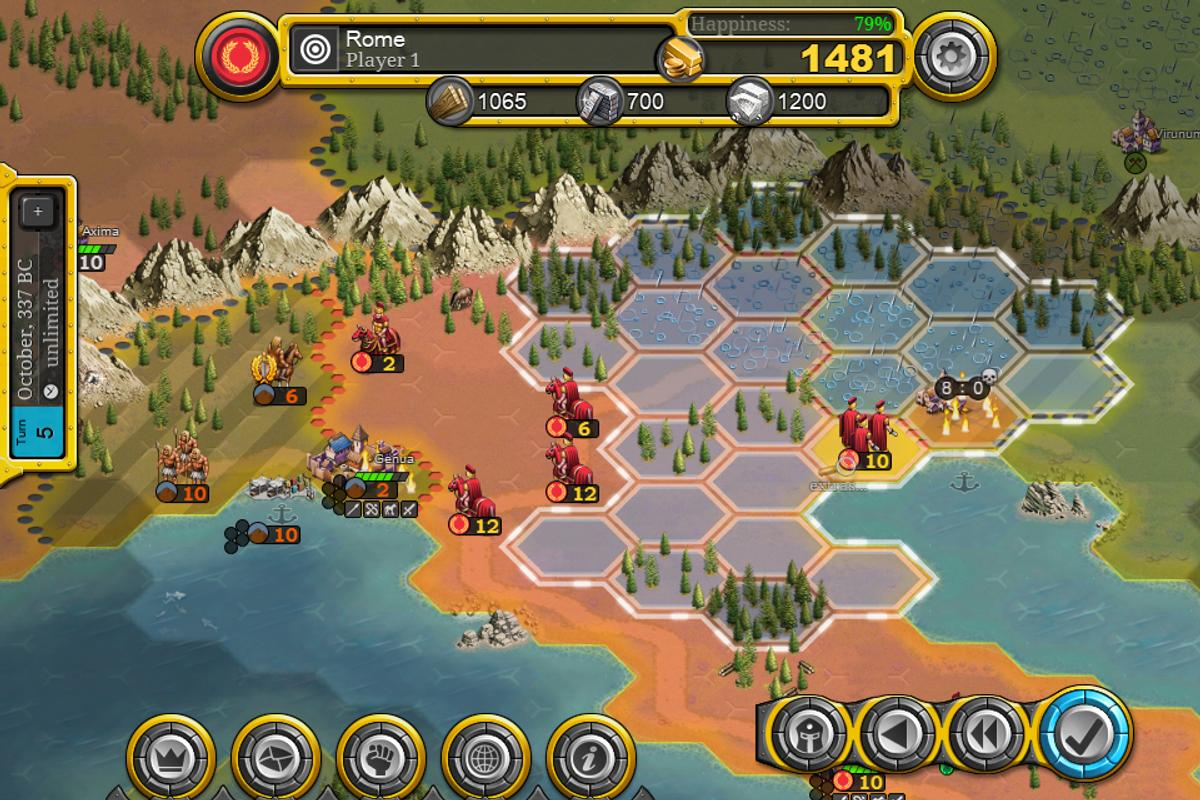 Demise of Nations apk screenshot