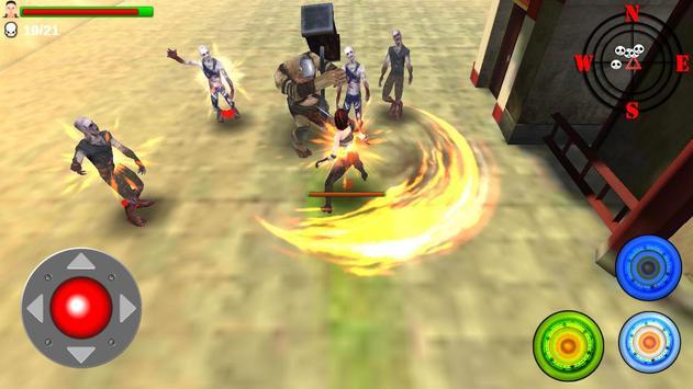 Female Killer VS Hammer Bogy screenshot 3