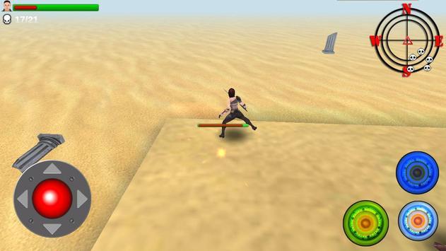 Female Killer VS Hammer Bogy screenshot 7