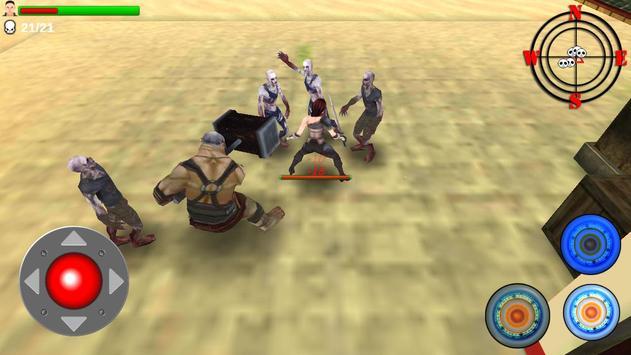 Female Killer VS Hammer Bogy screenshot 5