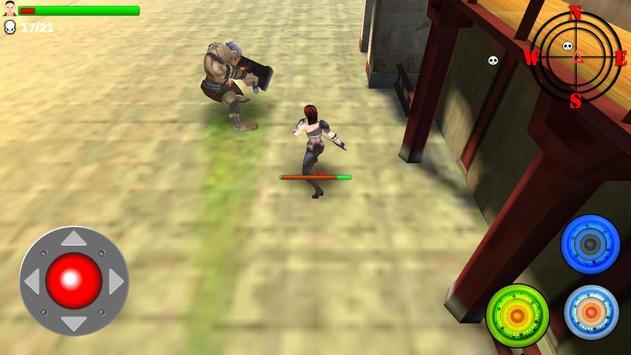 Female Killer VS Hammer Bogy screenshot 6