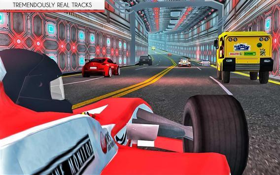 Top Speed Highway Car Racing poster