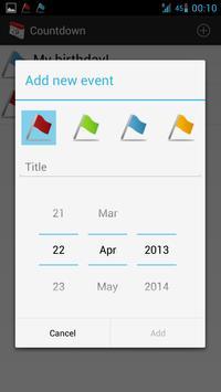 Status Bar Countdown screenshot 2