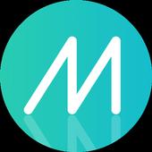 ゲーム実況できるミラティブ!生放送でマルチやガチャ&画面録画 アイコン