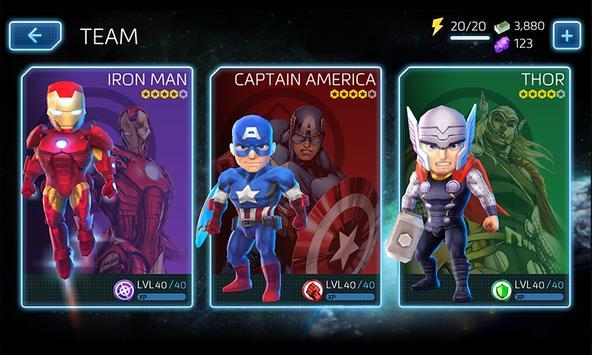 Marvel Mighty Heroes screenshot 5