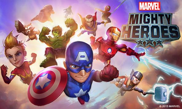 Marvel Mighty Heroes poster