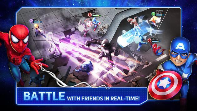 Marvel Mighty Heroes screenshot 13