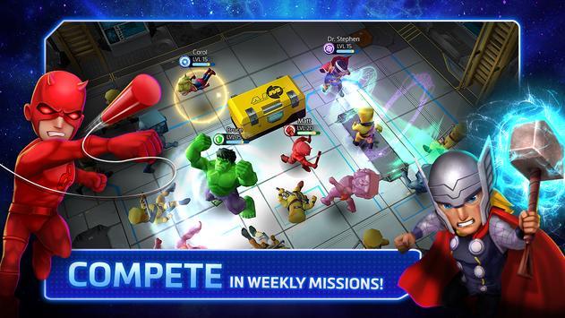 Marvel Mighty Heroes screenshot 15