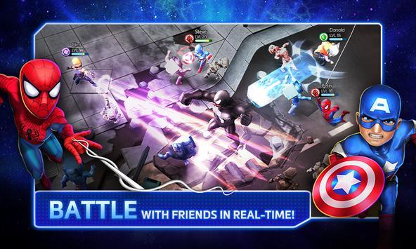Marvel Mighty Heroes screenshot 1