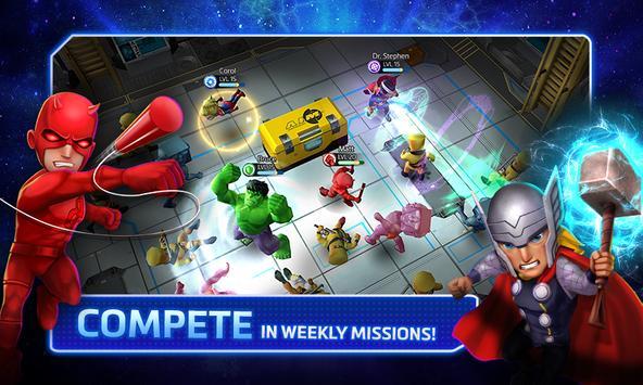 Marvel Mighty Heroes screenshot 3