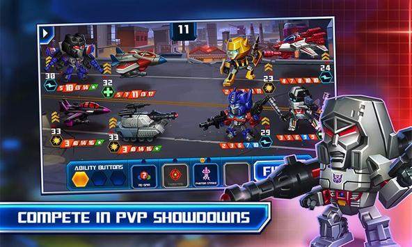 TRANSFORMERS: Battle Tactics 포스터