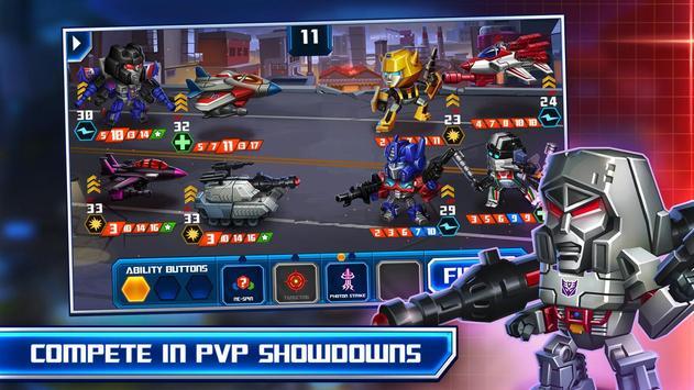 TRANSFORMERS: Battle Tactics 스크린샷 14